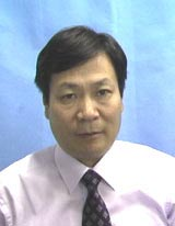 Photo of Dr. Jinsheng Hu