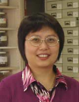 Photo of Dr. Xuemei Liu
